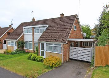Thumbnail 2 bed semi-detached house for sale in Glenrosa Road, Tilehurst, Reading