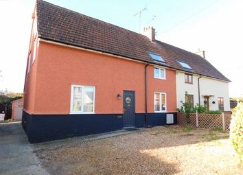 Thumbnail 3 bed semi-detached house for sale in Violet Hill Road, Stowmarket