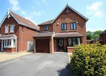 Thumbnail 4 bed detached house for sale in Gold View, Rushy Platt, Swindon