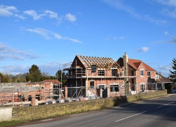 Thumbnail 3 bed detached house for sale in Sutton Lane, Sutton Scarsdale, Chesterfield