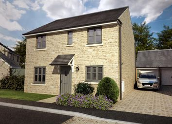 Thumbnail 4 bed detached house for sale in Plot 3, Blunsdon Meadow, Swindon