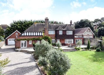Thumbnail 5 bed detached house for sale in Melcombe Avenue, Weymouth, Dorset