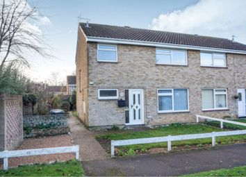 Thumbnail 3 bed semi-detached house for sale in Hever Close, Senacre, Maidstone