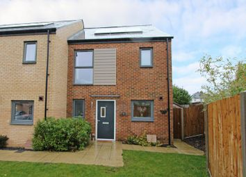 Thumbnail 3 bed end terrace house for sale in Laxton Close, Southampton