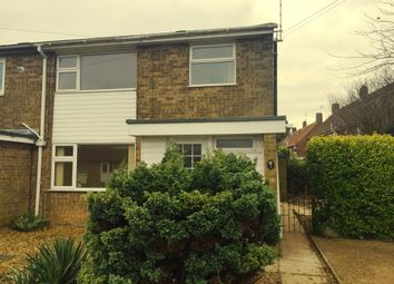 Thumbnail 3 bed end terrace house for sale in St Matthews Drive, Sutton Bridge, Spalding