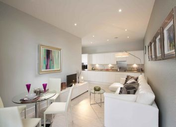 Thumbnail 2 bed flat for sale in Plot 16, Venture House, Staines-Upon-Thames