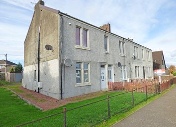 Thumbnail 1 bed flat for sale in Station Road, Law, Carluke