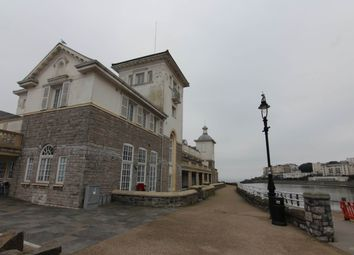 Thumbnail 2 bed flat to rent in Knightstone Theatre, Knightstone Causeway, Weston-Super-Mare