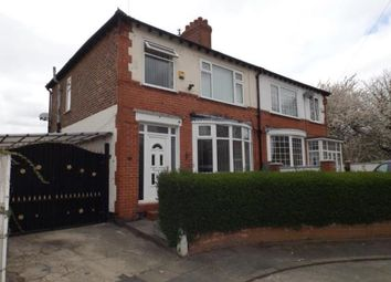 Thumbnail 4 bed property for sale in Goulden Road, Manchester, Greater Manchester