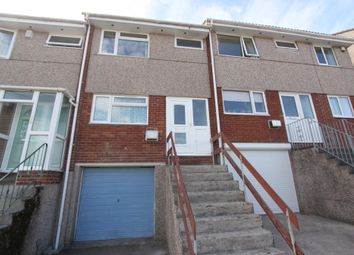 Thumbnail 2 bed terraced house to rent in Grantley Gardens, Plymouth