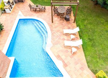 Thumbnail 5 bed villa for sale in Spain, Barcelona, Barcelona City, Zona Alta (Uptown), Vallvidrera / Tibidabo, Lfs1040