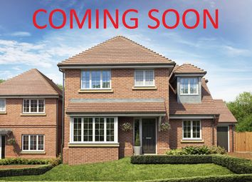 Thumbnail 4 bed detached house for sale in The Clevelands, Cleveland Gardens, Worcester Park