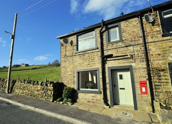 Thumbnail 2 bed cottage to rent in Rochdale Road, Ripponden, Sowerby Bridge