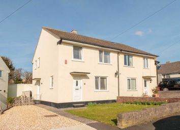 Thumbnail 3 bed semi-detached house for sale in Stentaway Drive, Plymstock