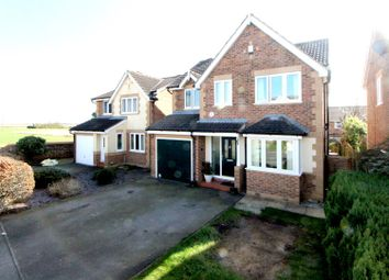 Thumbnail 4 bed detached house for sale in The Ridings, Driffield