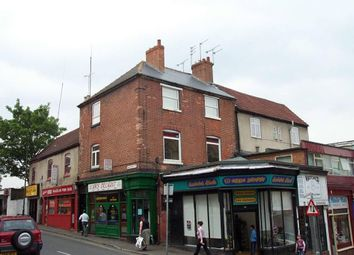 Thumbnail 1 bedroom flat to rent in Flat 2, Macklin Street, Derby