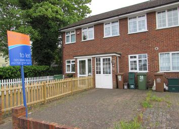 Thumbnail 2 bed terraced house to rent in Strawberry Lane, Carshalton