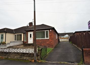 Thumbnail 3 bed semi-detached bungalow for sale in Gawthorpe Road, Burnley