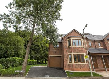 Thumbnail 4 bed semi-detached house for sale in Badgers Rise, Leek
