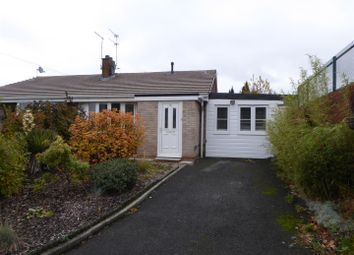 Thumbnail 2 bed bungalow for sale in Oldcroft, Oakengates, Telford