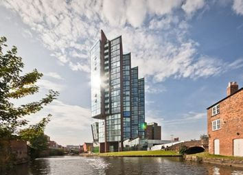 Thumbnail 1 bed flat to rent in Islington Wharf, 156 Great Ancoats St, Block A
