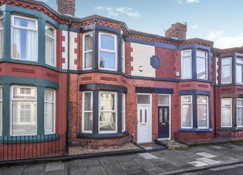 Thumbnail 3 bed terraced house for sale in Lichfield Road, Wavertree, Liverpool