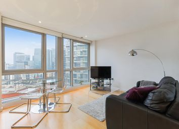 Thumbnail Studio to rent in Ontario Tower, New Providence Wharf, London