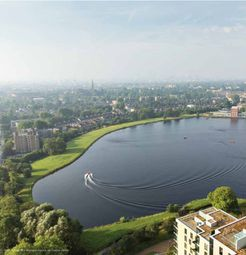 Thumbnail 2 bed flat for sale in Woodberry Down Skylark Point, London