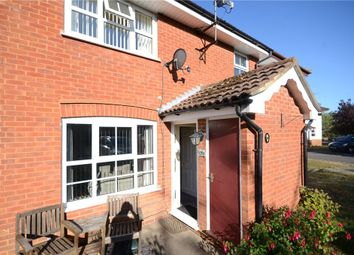 Thumbnail 1 bedroom terraced house for sale in Harvard Close, Woodley, Reading