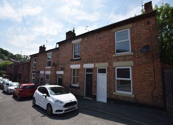 Thumbnail 2 bed end terrace house to rent in Lower Eley Street, Derby