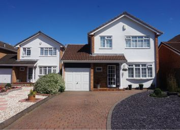 Thumbnail 3 bed detached house for sale in Frailey Close, Ainsdale