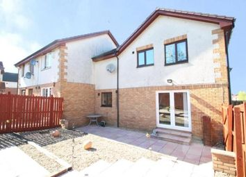 Thumbnail 2 bedroom terraced house for sale in Glentrool Gardens, Moodiesburn, Glasgow, North Lanarkshire