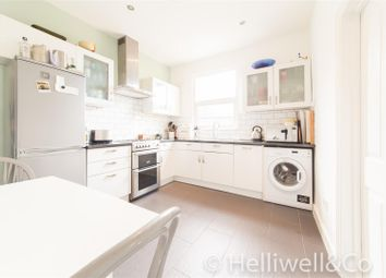 Thumbnail 3 bed flat to rent in Manor Road, Ealing, London