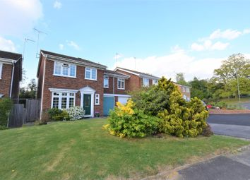 Thumbnail 4 bed semi-detached house for sale in Hillcrest, Weybridge