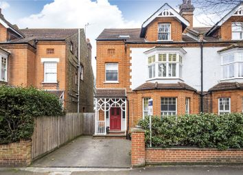 Thumbnail 5 bedroom property for sale in Victoria Avenue, Surbiton