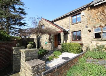 Thumbnail 4 bed end terrace house for sale in Wharncliffe Court, Pilley, Barnsley, South Yorkshire