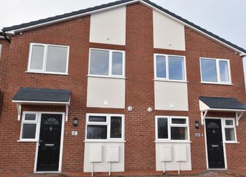 Thumbnail 3 bed town house for sale in Stone Road, Hanford, Stoke-On-Trent