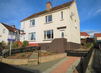Thumbnail 2 bedroom semi-detached house for sale in Aligan Road, Crieff