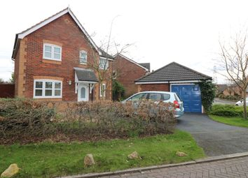 Thumbnail 3 bed detached house for sale in Backford Gardens, Backford, Chester