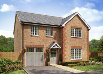 "Thumbnail 4 bed detached house for sale in ""Plot 12 - Eynsham"" at Weddington Road, Nuneaton"