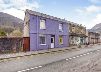 Thumbnail End terrace house for sale in Wyndham Street, Treherbert, Treorchy