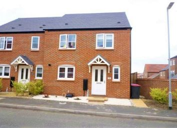 Thumbnail 4 bed semi-detached house for sale in Blockley Road, Hadley, Telford, Shropshire