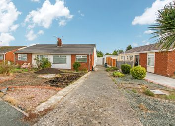 Thumbnail 2 bed semi-detached bungalow for sale in The Dale, Abergele