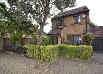 Thumbnail 3 bed link-detached house to rent in Rillington Gardens, Emerson Valley, Milton Keynes