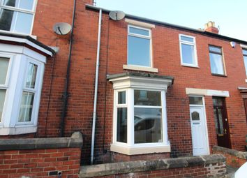 Thumbnail 3 bed terraced house to rent in All Saints Road, Shildon