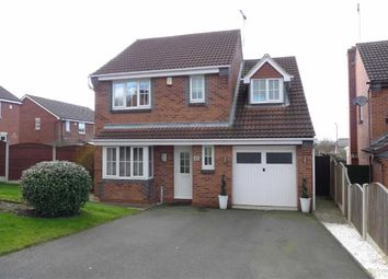 Thumbnail 4 bed detached house for sale in Stoppard Close, Shipley View, Derbyshire