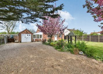 Thumbnail 2 bedroom detached bungalow for sale in Whinburgh Road, Westfield, Dereham