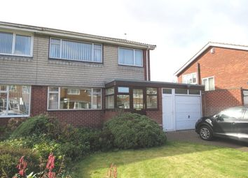 Thumbnail 3 bed semi-detached house for sale in Cleadon Meadows, Cleadon Village, Sunderland