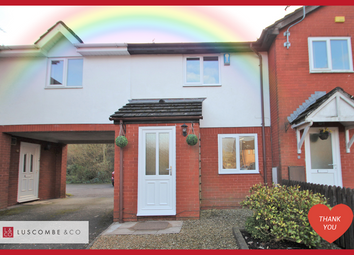 Thumbnail 2 bed terraced house to rent in Silver Fir Square, Rogerstone
