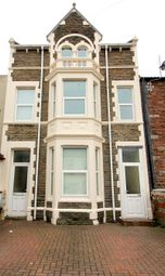 Thumbnail 2 bedroom maisonette to rent in Clive Road, Canton, Cardiff.